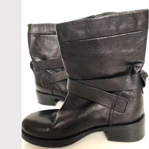 be29641629f7 Aquatalia Shoes - New Aquatalia Sami Moto Waterproof Boots 5.5